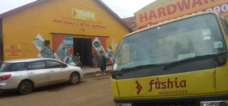 warehouse branding company Kenya