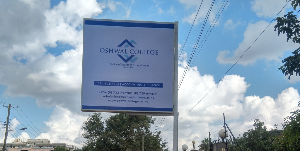 Best Signs company Nairobi