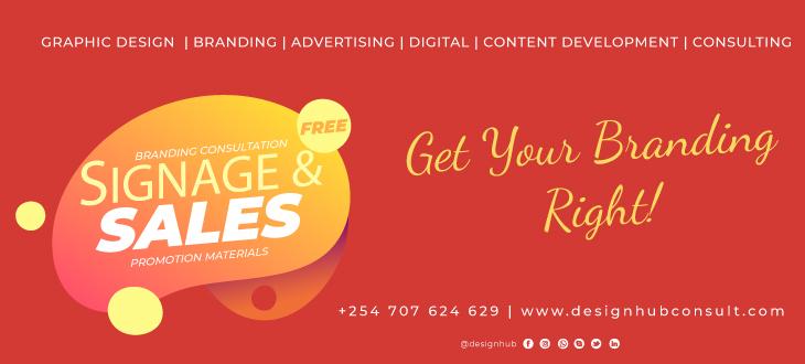 Branding Company Nairobi