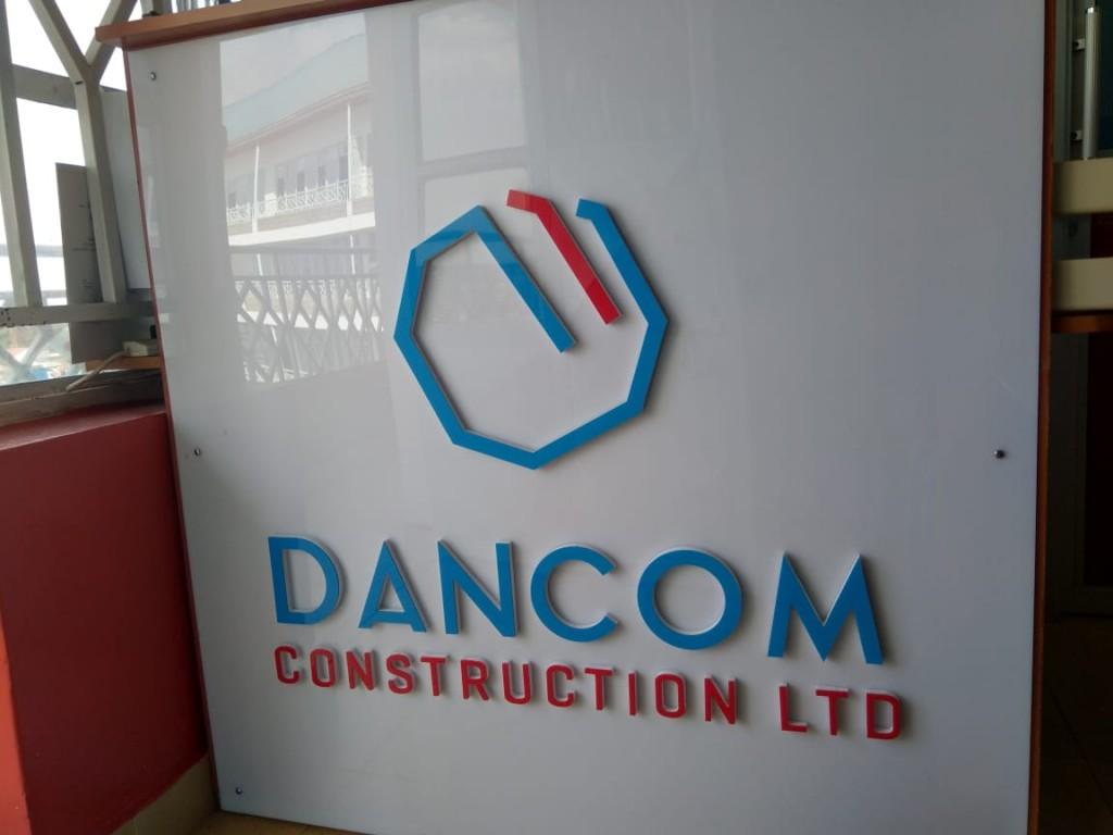Signage fabrication company Kenya