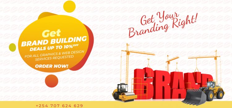 graphics and website design services Nairobi